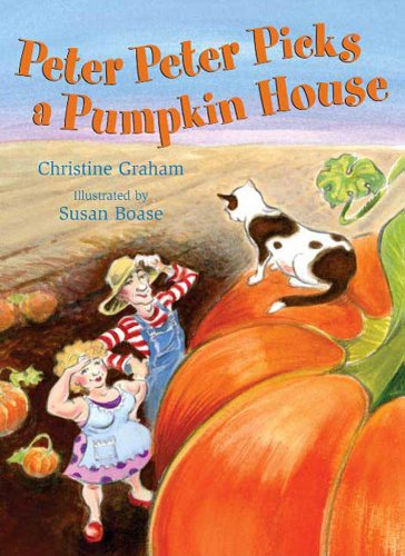 Peter Peter Picks a Pumpkin House -
