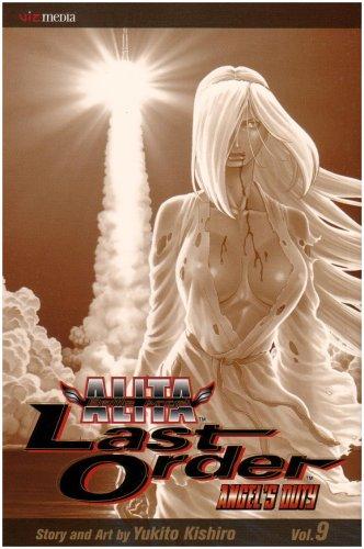 Battle Angel Alita: Last Order, Vol. 9 (Battle Angel Alita (Graphic Novels))