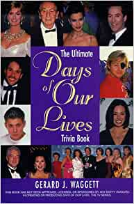 Days of our lives photo book