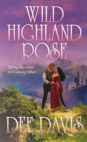 book cover of Wild Highland Rose