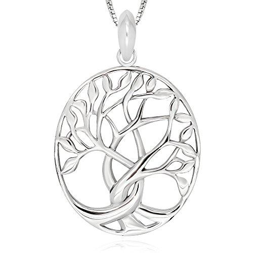 925 Sterling Silver Tree - 5