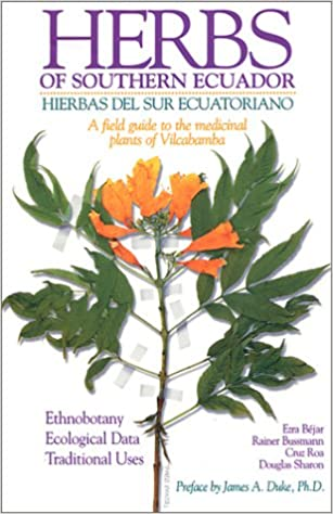Ecuador herbal medicine