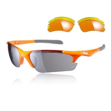 Sunwise Twister Interchangable Gafas De Sol - Naranja ...