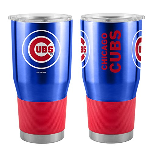 - Boelter MLB Chicago Cubs 30 oz. Ultra Tumbler MLB Chicago Cubs, Black, Small