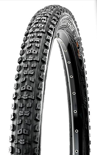 Maxxis Aggressor Wide Trail EXO/TR Tire - 29in Black, Dual Compound, 29x2.5 by Maxxis