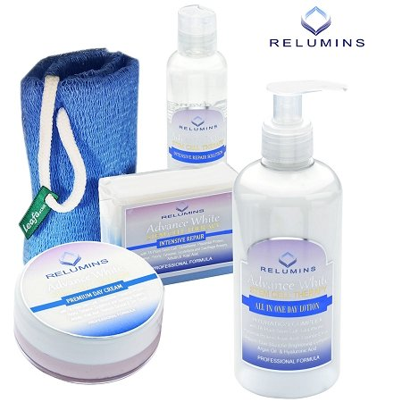 Authentic Relumins Advance White Face &a…