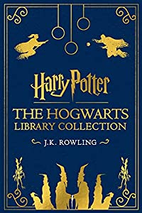 The Hogwarts Library Collection: The Complete Harry Potter Hogwarts Library Books
