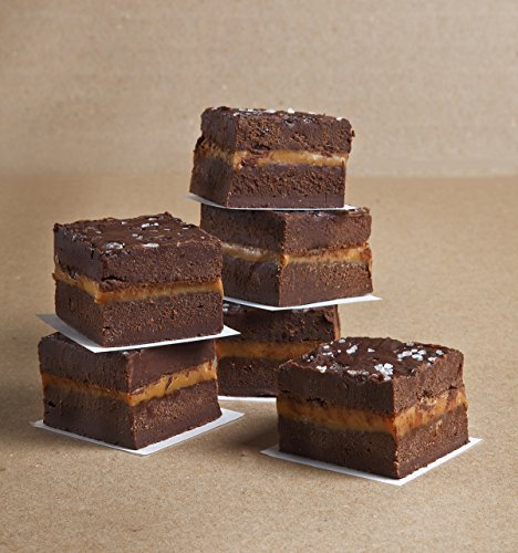 's Fudge Sampler 1 1/2 lb Box (Dark Chocolate Fudge Box)