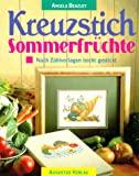 img - for Kreuzstich, Sommerfr chte book / textbook / text book