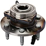 #10: Timken SP500301 Front Wheel Bearing and Hub Assembly