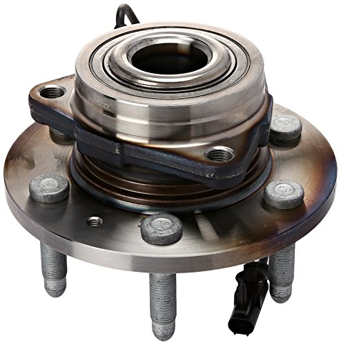Front Hub Assembly - Timken SP500301 Front Wheel Bearing and Hub Assembly