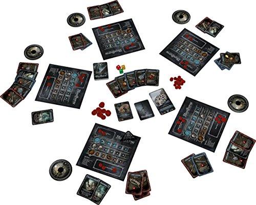 bloodborne kartenspiel