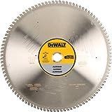 DEWALT DWA7889 100 Teeth Aluminum Cutting 1-Inch Arbor, 14-Inch