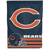 CHICAGO BEARS NFL VERTICAL FLAG (27X37)