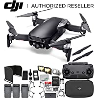 DJI Mavic Air Drone Quadcopter (Onyx Black) EVERYTHING YOU NEED Ultimate Bundle