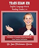 By Dr. Jane Thielemann-Downs - TExES Exam #231 English Language Arts & Reading, Grades 7-12 3rd (3rd Edition) (2014-10-22) [Paperback]