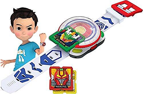 Hello Carbot Watch VER.2 / Korean Spiritedness Toy / Wrist Watch Toys for Robot Summoning