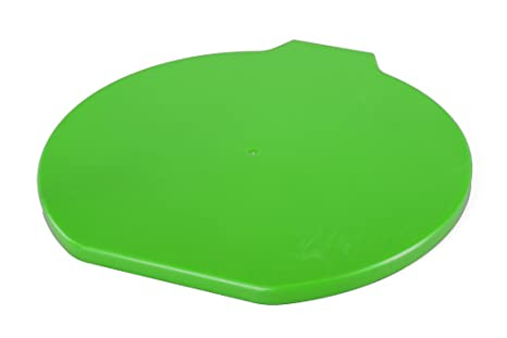 Maya 70111 - Tapa para Cubo Alimentario, Metal Detectable y Rayos X 15 L,