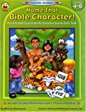 Best Carson-Dellosa Ever Books - Name That Bible Character!, Grades 4 - 6: Review