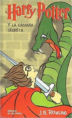 HARRY POTTER Y LA CAMARA SECRETA.: Amazon.es ...