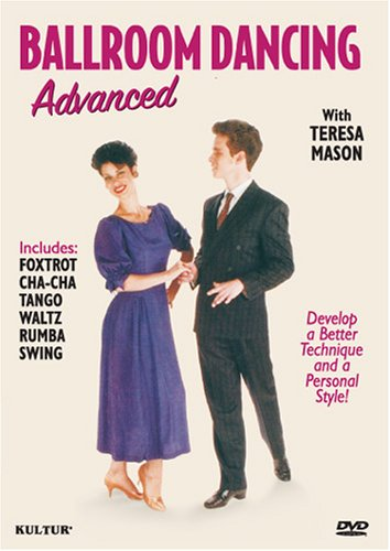 Ballroom Dancing Advanced Teresa Mason product image