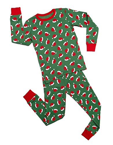 Leveret Boys Girls 2 Piece Children Pajama 100% Cotton (Size 6-14 Years)