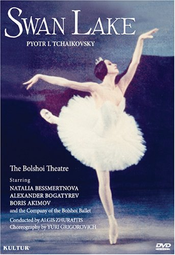 Swan Lake: The Bolshoi Theatre and the Company of the Bolshoi (Dvd Swan Lake Ballet)