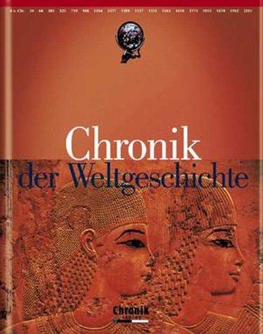 Chronik der Weltgeschichte