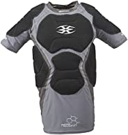 Empire Paintball Neoskin Chest Protector - Black/Grey