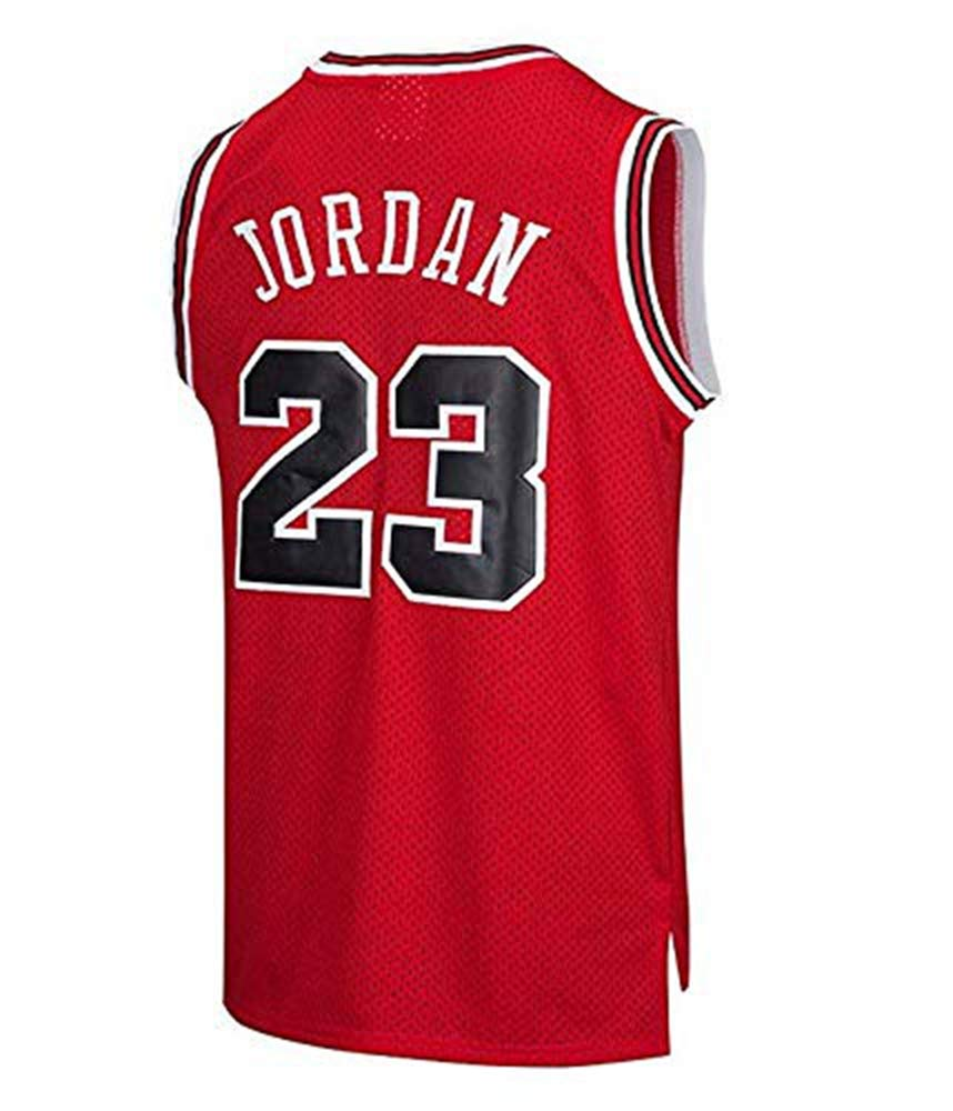LLZYL Camiseta NBA 23# Bulls Michael Jordan All-Star, Top ...