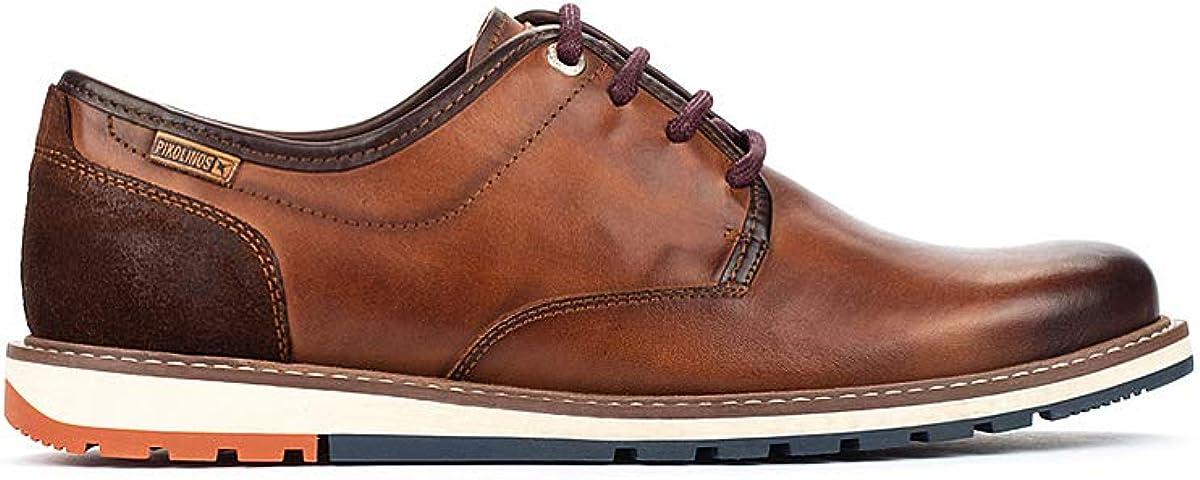 Pikolinos Berna M8j_i18, Zapatos de Cordones Derby para Hombre