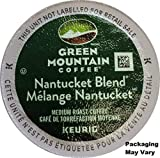 Green Mountain Coffee Roasters Nantucket Blend single serve K-Cup pods for Keurig brewers, 96 Count