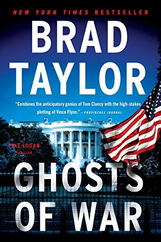 Ghosts of War (A Pike Logan Thriller) cover