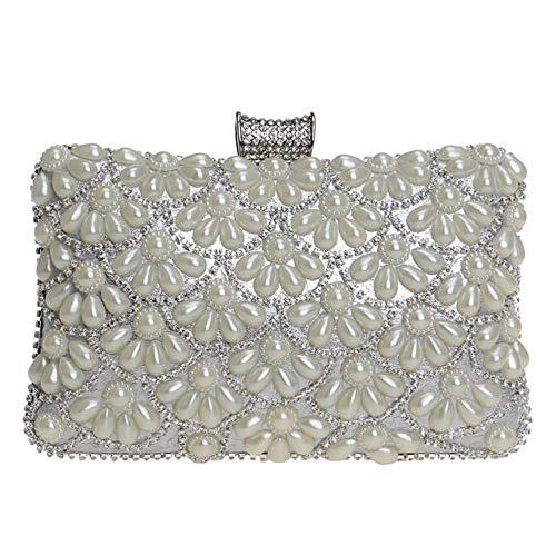 1 à argent embrayages Zanpa femmes main sacs mode S4YqO