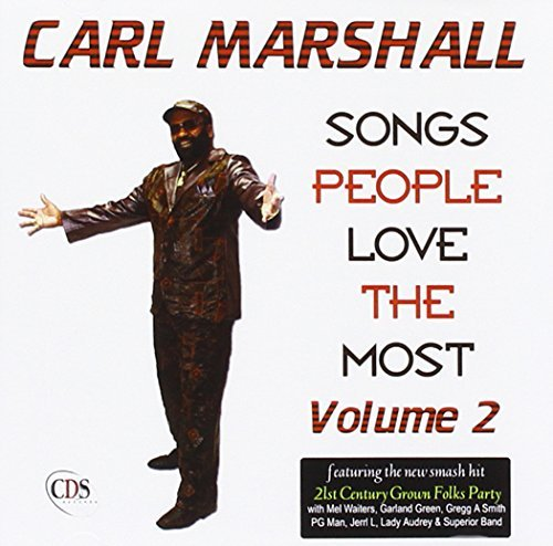 Songs People Love the Most 2 by Carl Marshall (2011-10-18)