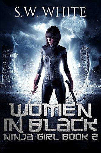 Women in Black (Ninja Girl Book 2)