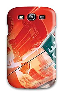 Defender Case For Galaxy S3, Burnout Paradise Game Pattern