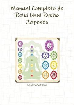 Book Manual completo de reiki usui ryoho japonés
