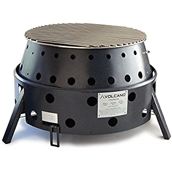 Volcano Grills 3-Fuel Portable Camping Stove/ Fire Pit
