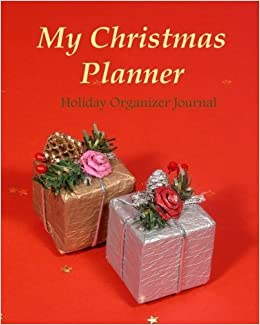 Book Christmas Planner: Holiday Organizer Journal by Creative Soul Publishing (2015-09-09)