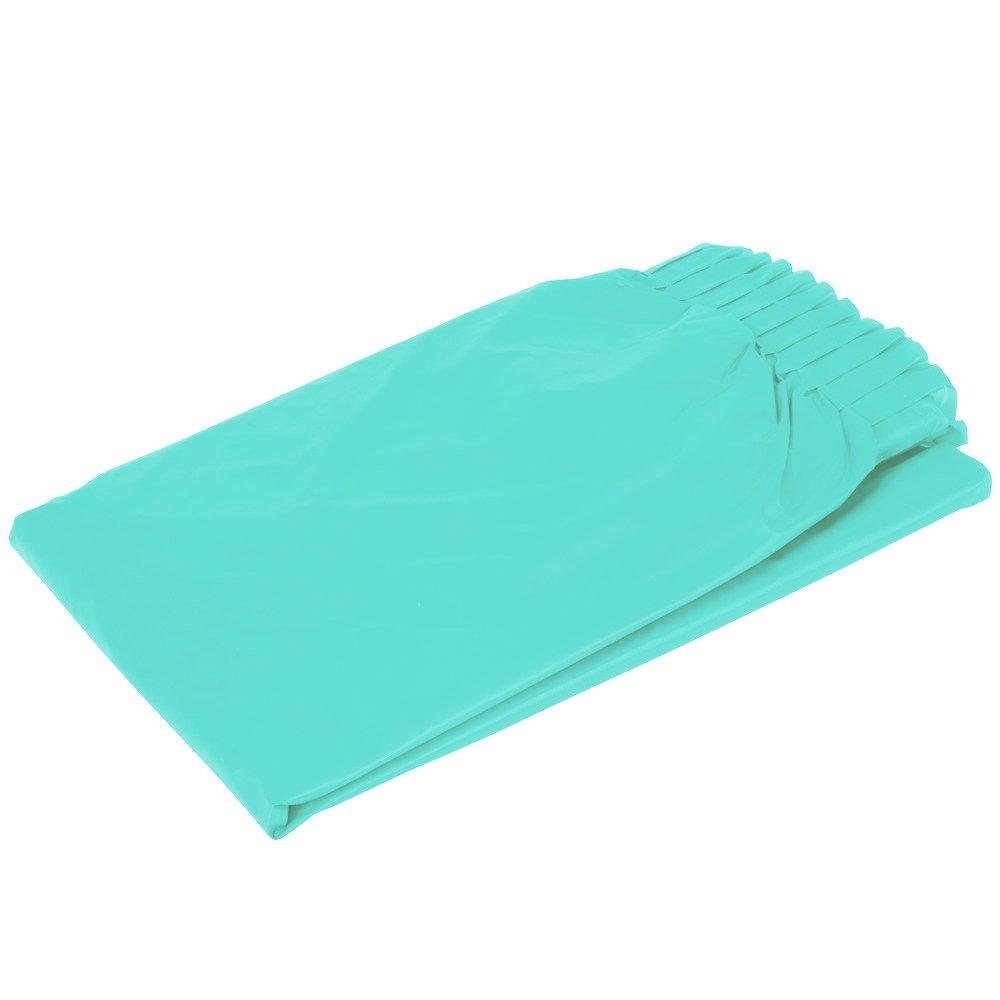 14 x 29 1 Per Pack 14/' x 29 Amscan 77025.120999999999 Robins Egg Blue Plastic Tableskirt