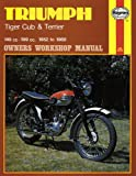 Triumph Tiger Cub and Terrier 1952 to 1966, Pete Shoemark and John Haynes, 085696414X