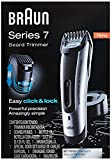 Braun Series 7 Long Hair Trimmer - Braun Series 7 7050 Beard Trimmer, Great for Precision Trimming