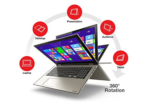 Toshiba Satellite Radius 2-in-1 15.6