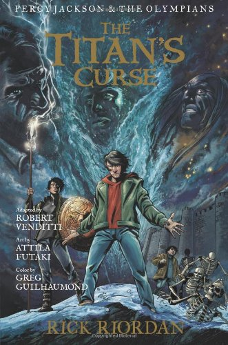 full percy jackson and the olympians  the graphic novels