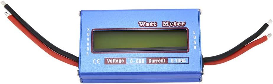 DC 60V 100A Battery Voltage Balance High Precision Watt Meter Power Analyzer