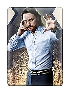 Snap-on James Mcavoy As Charles Xavier Case Cover Skin Compatible With Ipad Air