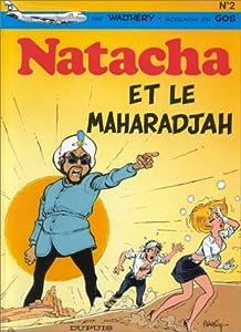 """Afficher """"natacha Natacha et le maharadjah"""""""