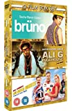 Bruno/Ali G In Da House/Talladega Nights [DVD]