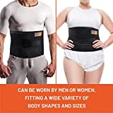 Plus Size Umbilical Hernia Support Belt I Pain